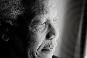 Foto do Nelson Mandela