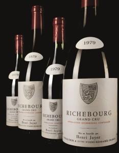 Vinho Henri Jayer Richebourg Grand Cru