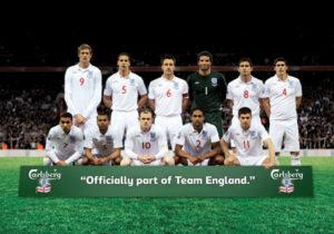 Equipa Inglesa