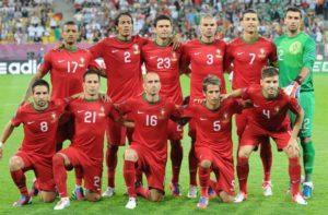 Seleção do Portugal