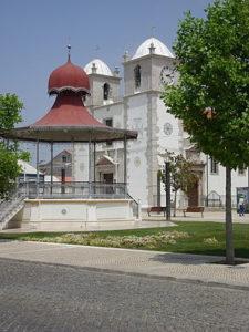 Igreja em Montijo