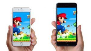 Jogos da Nintendo para smartphone