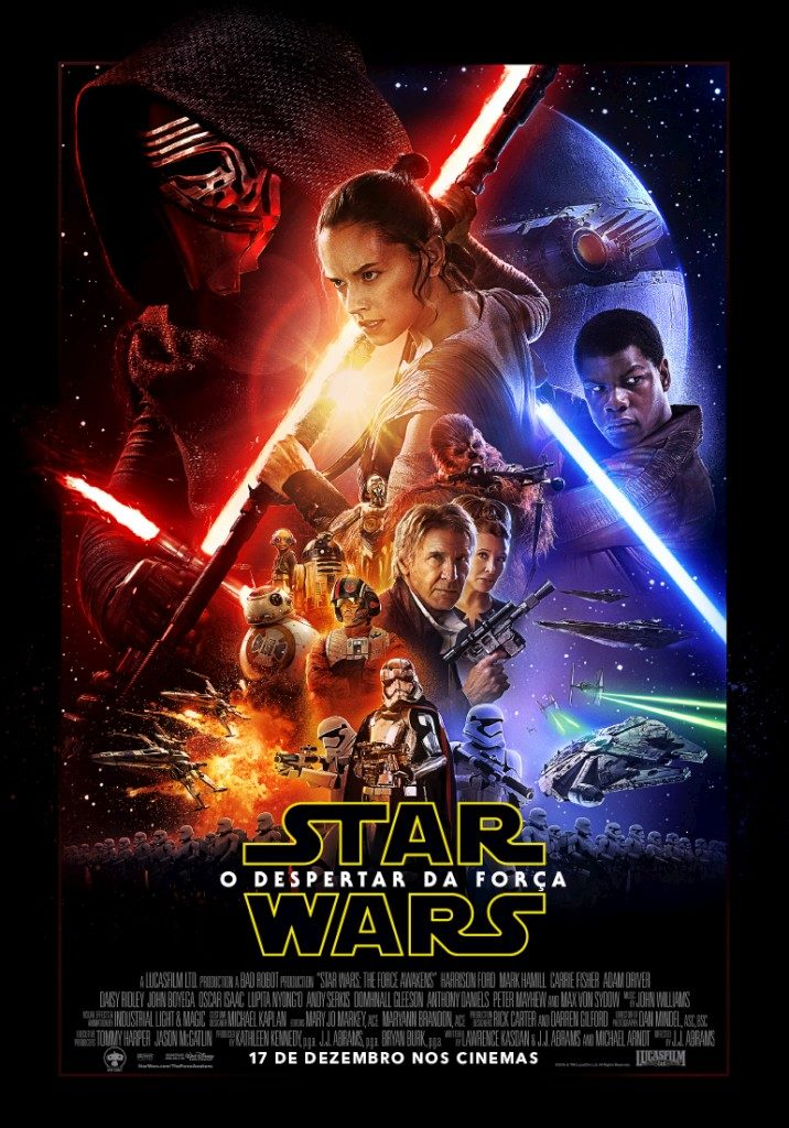 Poster do filme O Despertar da Força
