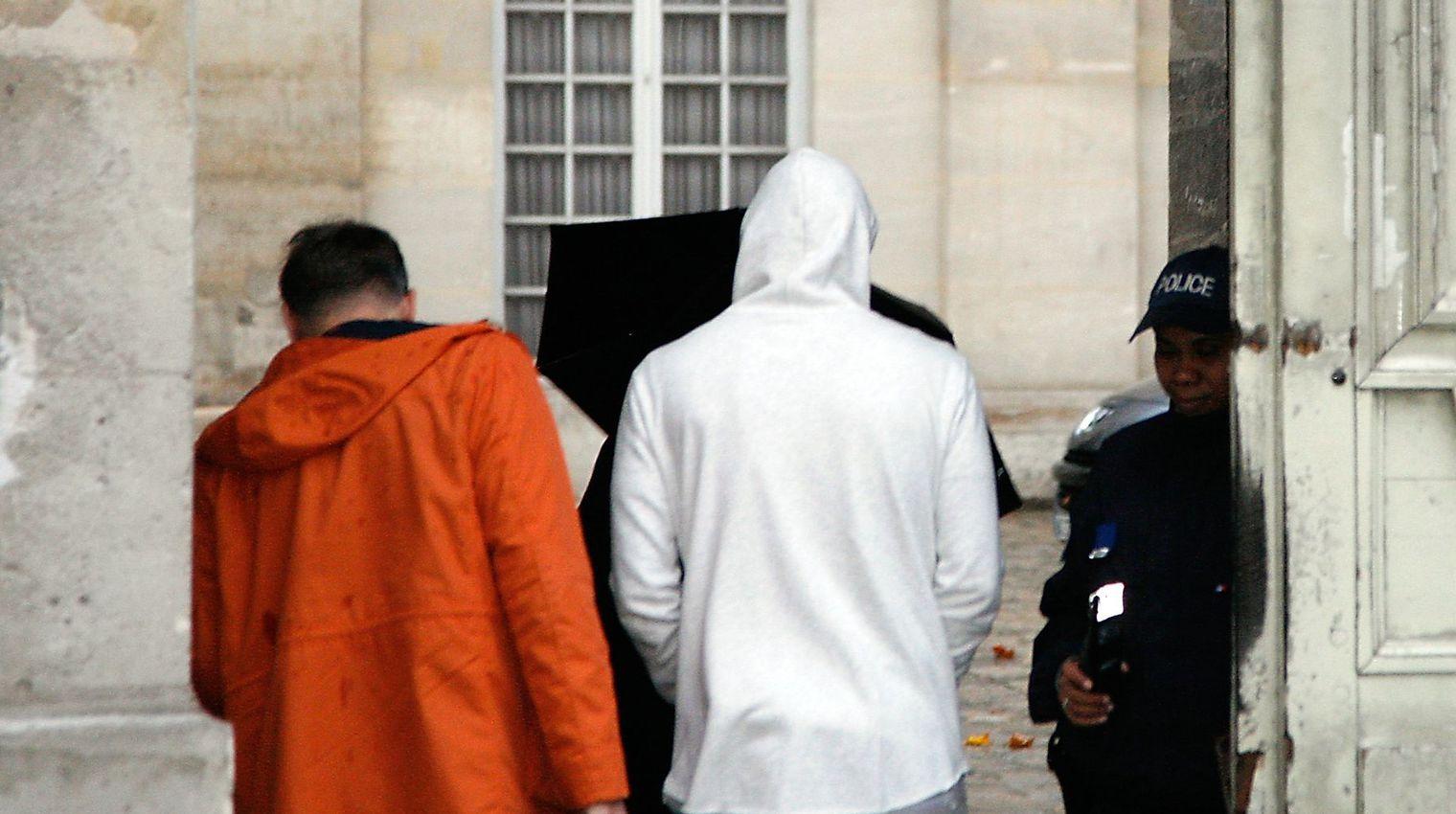 Karim Benzema em prisão preventiva